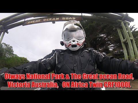 Otways National Park & Great Ocean Road, Victoria, Australia