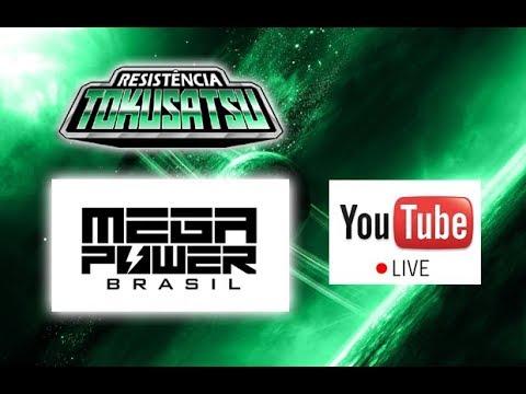 Bate Papo com Raphael Maiffre [Mega Power Brasil e Mega Hero]