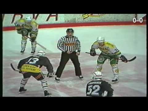 TPS:n Throwback Thursday: Tampere–Turku-pudotuspelitaisto vuodelta 1993