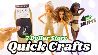 DIY - How t๐ Make: 7 Dollar Store Quick Crafts