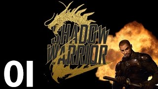 Shadow Warrior 2 PC - Wang of War - Part 1 Let's Play Shadow Warrior 2