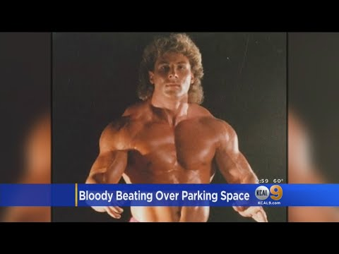 Former Pro Wrestler Beaten To A Bloody Mess Over Parking Dispute