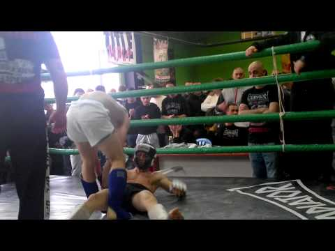 """Gladiator Bokido"" Amateur MMA- Simeon ""Spiro"" - Final"