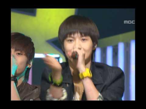 SHINee - Replay, 샤이니 - 누난 너무 예뻐, Music Core 20081227