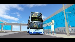 Roblox Brendon District Metrobus Rt.91 Central Ferry Pier-Yat Wah Estate(KR3407)