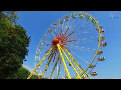 Waltrop - Stadt der Schiffshebewerke Stadtfilm Waltrop