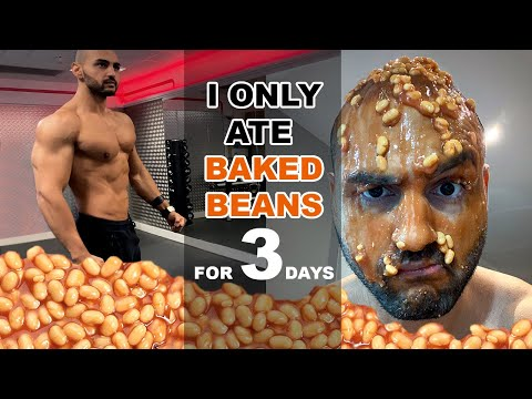Bean Diet I ONLY ate Baked Beans for 3 days! This is what happened Ep.4