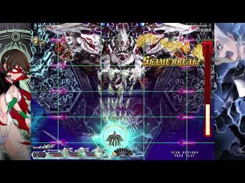 Caladrius Blaze gameplay - Story (Evolution) - Simorgh Striscia pt3  