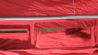 1964 Olds 88 Jetstar bumper