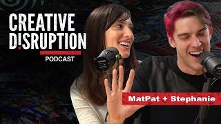 MatPat & Stephanie - Creative Disruption Podcast
