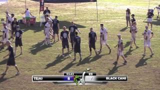 PAUC 2015   Tejas vs Black Cans & Highlands - Open Masters Final