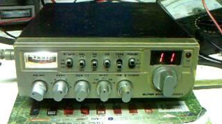 153RT226  QSO Superstar 2400 MII QRP 15 Watt .AVI