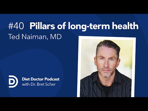 Diet Doctor Podcast #40 - Ted Naiman - 동영상
