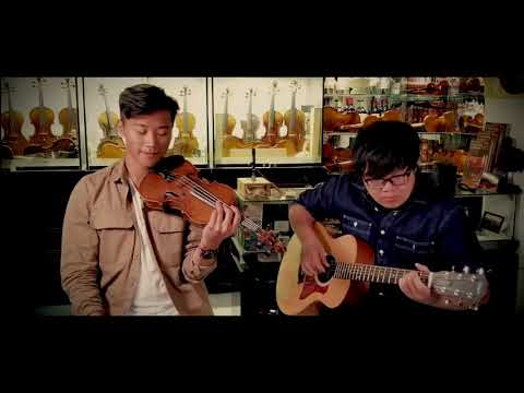 Ed Sheeran - Perfect cover (Violin+Guitar)