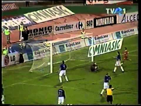 DINAMO BUCHAREST - EVERTON 5-1 UEFA Europa League 2005