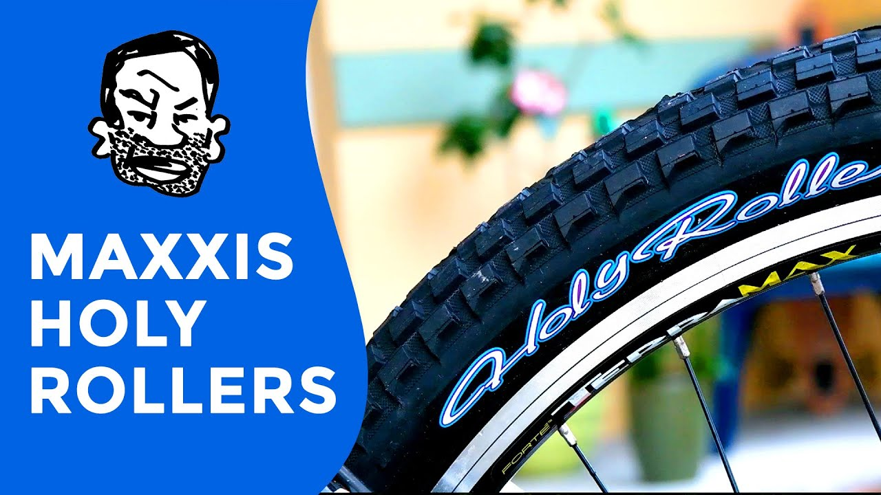 Tires For Cheap >> Maxxis Holy Rollers Review - YouTube