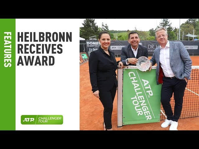 Heilbronn Receives Challenger of the Year Award