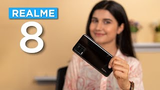 Realme 8 Review: Better than Redmi Note 10?
