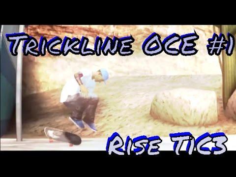 Download Rise T1C3 - Trickline OCE #1