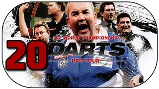 PDC World Championship Darts 2008 #20 ★ [Deutsch] Let