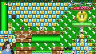 Super Mario Maker - Speedrun Levels Montage #32