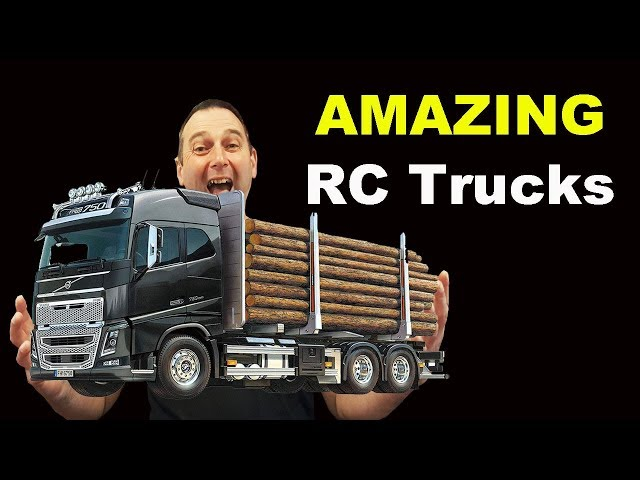 AMAZING RC TRUCKS British Trucking Remote Controlled Trucks