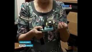 В школах Нарьян-Мара - новое лабораторное оборудование(, 2015-01-24T13:07:35.000Z)