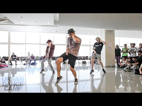 24K Magic - Bruno Mars / Brian Puspos Choreography / 310XT Films / URBAN DANCE CAMP ASIA