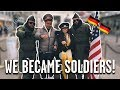 JOINED THE ARMY? BERLIN EXPLORES?! [BERLIN VLOG - PART 1] [EP2.1]