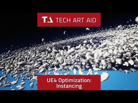 UE4 Optimization: Instancing
