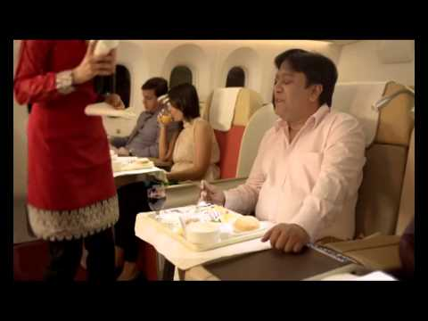 Air India's New TV Commercial AD