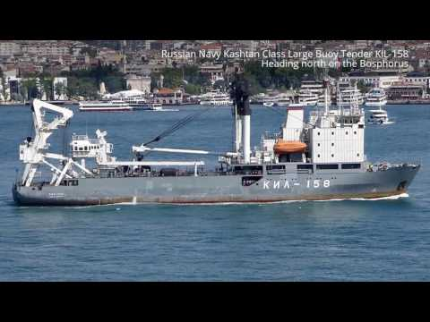 KIL-158 - Russian Navy Kashtan Class (Prj 141) Large Buoy Tender