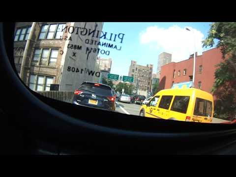 Driving from Costco in Long Island City to Hells Kitchen NYC #1