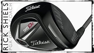 Titleist 915 D2 Driver Review