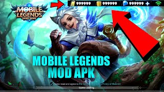 Mobile Legends Mod Apk (One Hit Kill, Skin Hack, Always Win,No Root Required)
