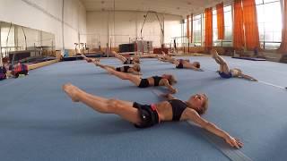 тренировка - cборы в Болгарии 2018