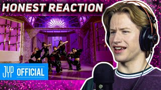 "HONEST REACTION to ITZY ""마.피.아. In the morning"" M/V"