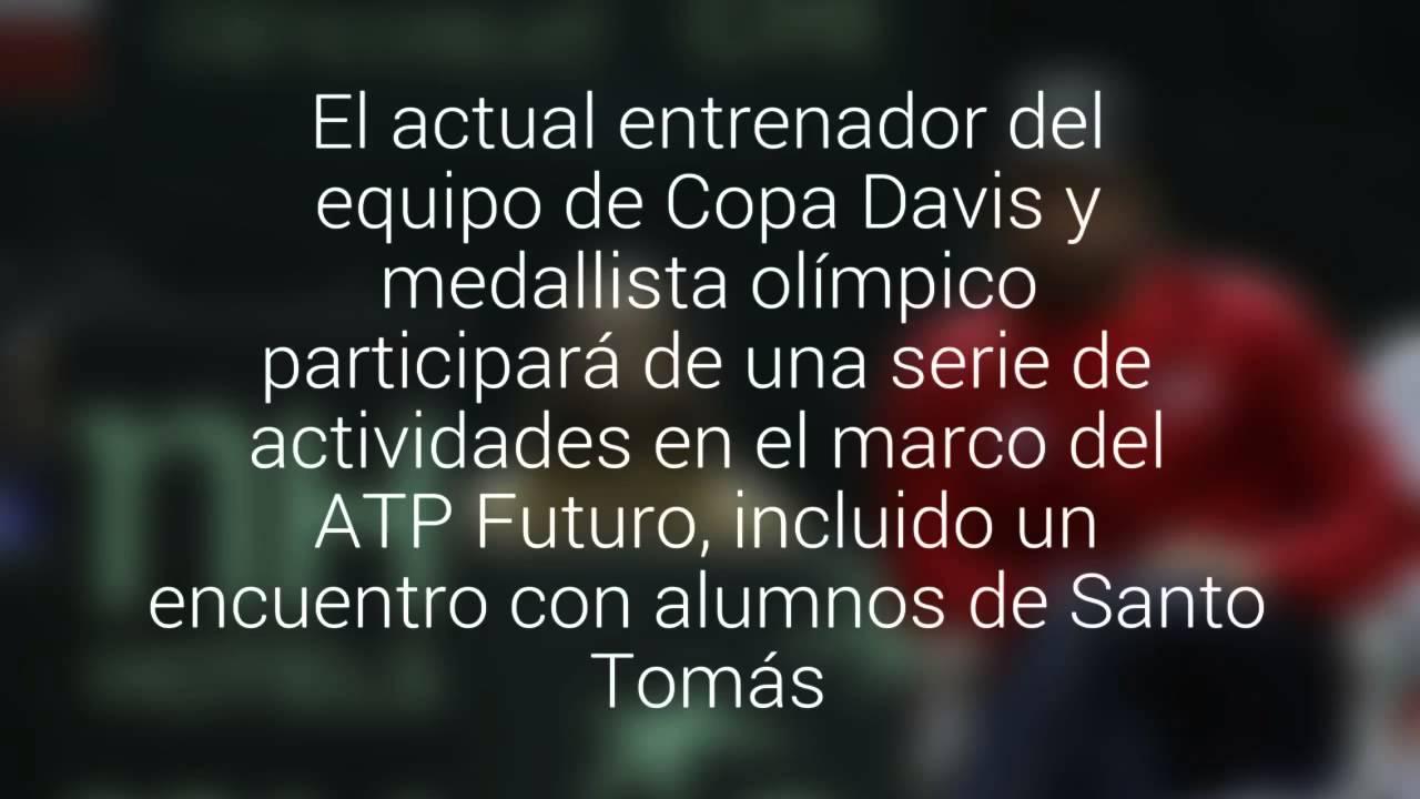 Nicolás Massú Realizará Una Charla Motivacional Este Viernes En Osorno