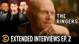 Bill Burr Chats with Comics About Quitting Booze, Meeting O.J. & More - The Ringers