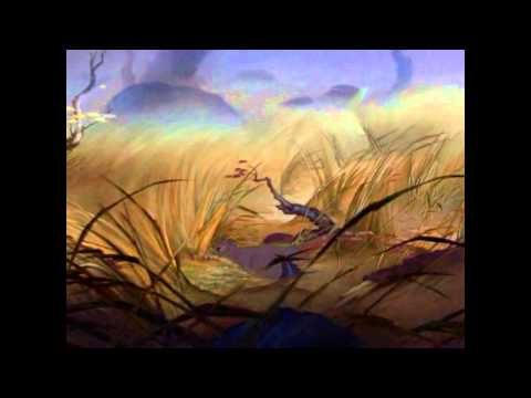 Bambi - Hunter Shoots The Quail (Hebrew)