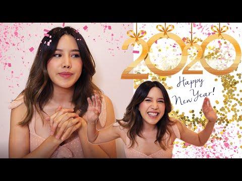 Happy New Year 2020 มาเเชร์เป้าหมายปีหน้ากัน | Yingpcp