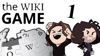 The Wiki Game: Writing System!   Part 1   Game Grumps