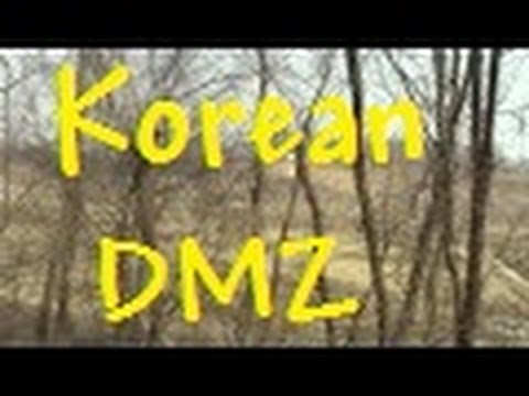 DMZ Korea Trip (South/North Korea Border Region)