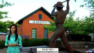 Highland Village Apartments Video Tour FLAGSTAFF ARIZONA STUDENT APARTMENTS