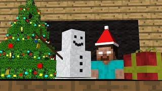 Monster School: Happy New Year Challenge - Minecraft Animation