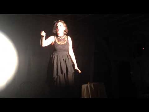 Dana Goodstein summit hs cabaret