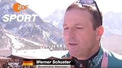 Platz drei zum Abschied des Bundestrainers | ZDF SPORTreportage