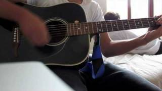 Florence & The Machine - Cosmic Love - guitar cover - acoustic chords