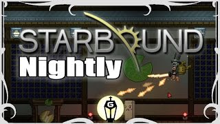New Boss Weapons | Starbound Nightly Explorations