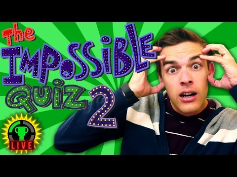 The Impossible Quiz 2: The Impossible Quiz STRIKES BACK! (Part 1)